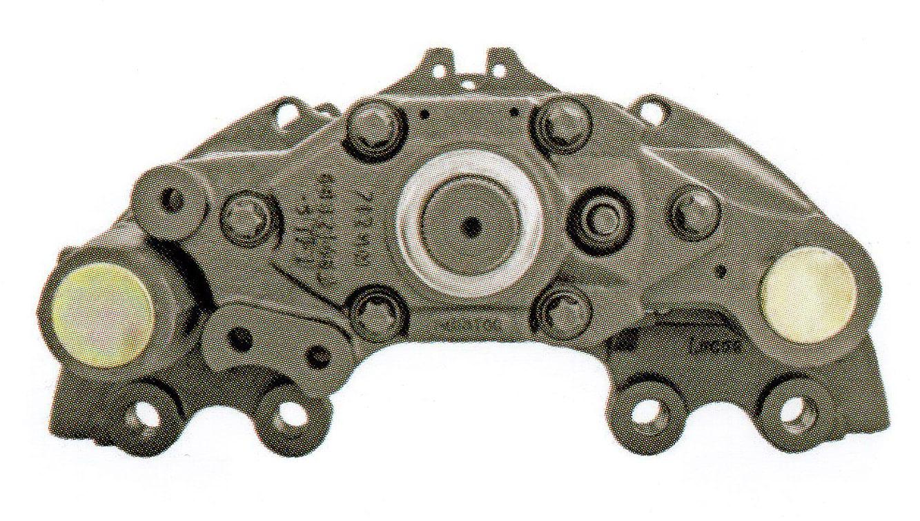 LRG548 RENAULT PREMIUM/MAGNUM/AGORA MERITOR D-LISA BRAKE CALIPER LH FRONT  BBC6931